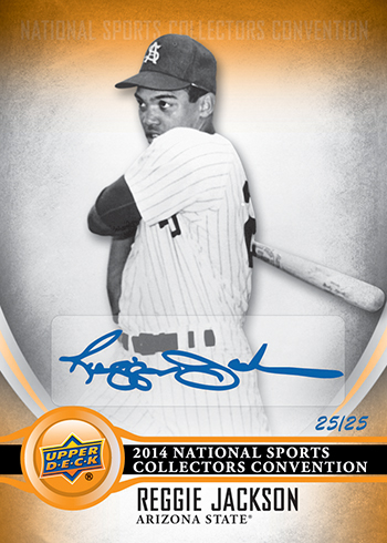 Amazon-Exclusive-2014-Upper-Deck-National-Sports-Collectors-Convention-Wrapper-Redemption-Autograph-Reggie-Jackson
