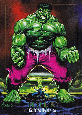 Joe-Jusko-Marvel-Masterpiece-Artist-Spotlight-1992-Set-Hulk