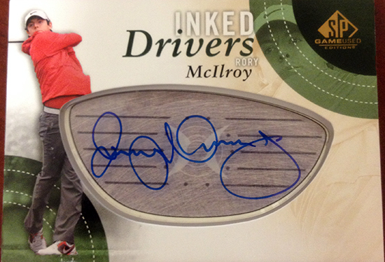 Rory-McIlroy-2014-SP-Game-Used-Golf-Inked-Drivers-Rory-McIlroy