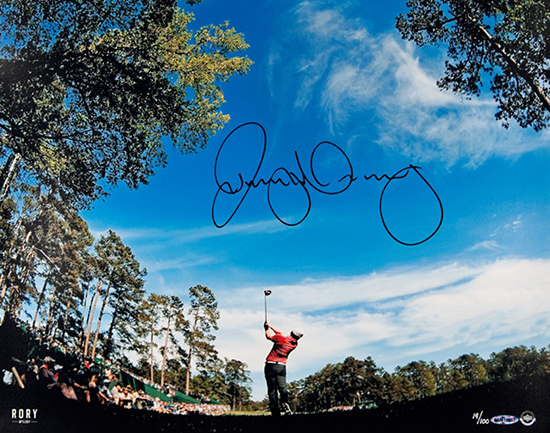 Rory-McIlroy-Golf-Collectibles-Signed-Memorabilia-Sky-View-16x20