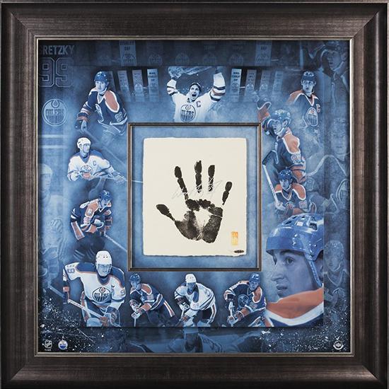 Tegata-Upper-Deck-Authenticated-Autograph-Hand-Print-Wayne-Gretzky