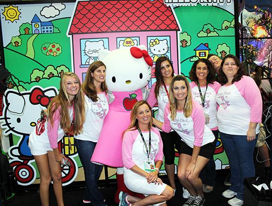Ladies at Comic Con