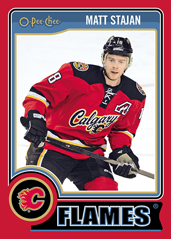 2014-15-NHL-O-Pee-Chee-Red-Bordered-Parallel-Wrapper-Redemption-Stajan