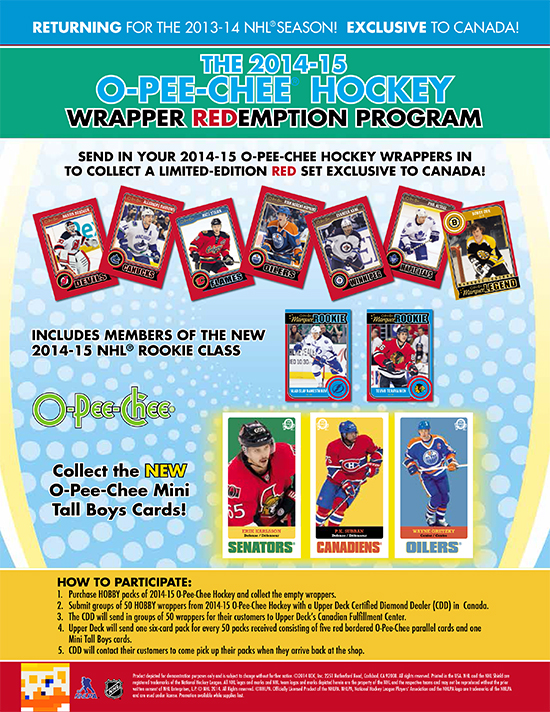 2014-15-NHL-O-Pee-Chee-Wrapper-Redemption-Card-Canada