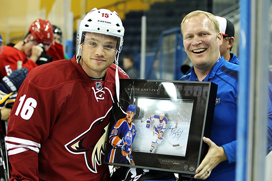 2014-NHLPA-Rookie-Showcase-Upper-Deck-Max-Domi-wins-Best-Participant
