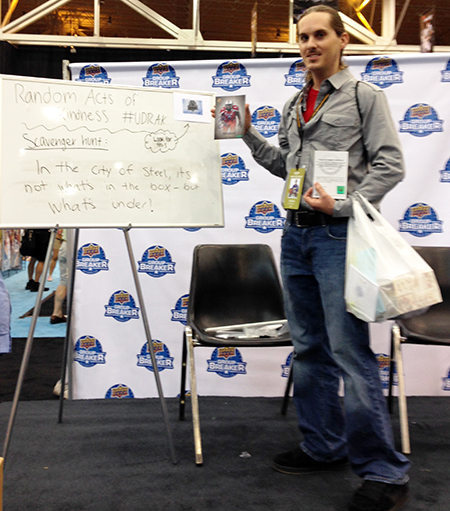 2014-National-Sports-Collectors-Convention-Upper-Deck-Random-Acts-of-Kindness-UDRAK-Scavenger-Hunt-2