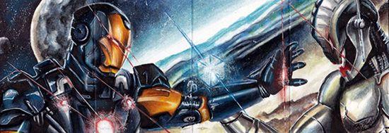 2014-Upper-Deck-Marvel-Premier-Glebe-Brothers-Ironman