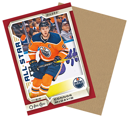 2018-19-NHL-O-Pee-Chee-Wrapper-Redemption-Red-McDavid-blank-back