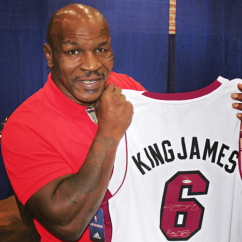 Blog-National-Sports-Collectors-Convention-Upper-Deck-Authenticated-Mike-Tyson-LeBron-James-Autograph-Jersey-Gift-Kids