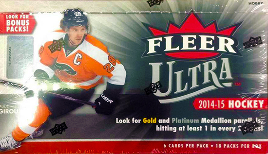 2014-15-NHL-Fleer-Ultra-Box