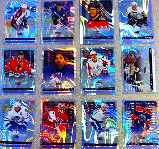2014-15-NHL-Fleer-Ultra-Violet-Parallel-One-of-One-Rainbox-Cards-Photo