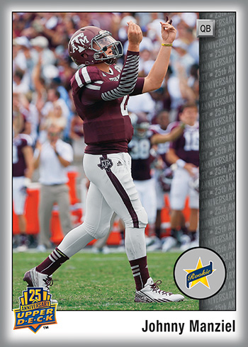 2014-Upper-Deck-25th-Anniversary-Set-Rookie-Johnny-Manziel