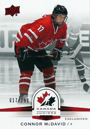 2014-Upper-Deck-Team-Canada-Connor-McDavid