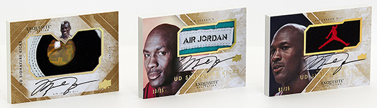 2013-14-Exquisite-Collection-Basketball-Signature-Kicks-Michael-Jordan-Autograph-Shoe-Card-3 (2)
