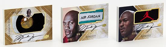 2013-14-Exquisite-Collection-Basketball-Signature-Kicks-Michael-Jordan-Autograph-Shoe-Card-3 (2)