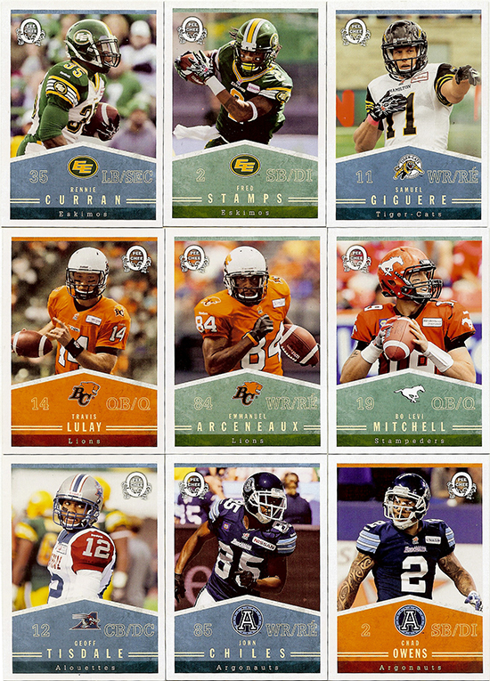 2014-Upper-Deck-CFL-O-Pee-Chee-Set
