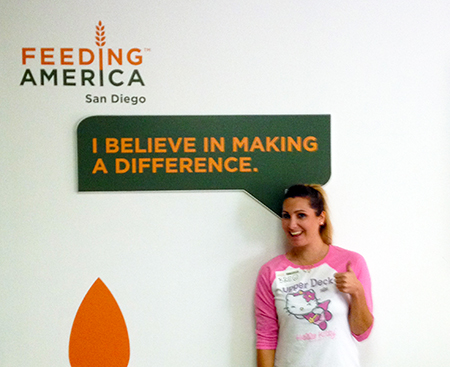 Upper-Deck-Volunteer-Charity-Feeding-America-Bre-Hagadorn