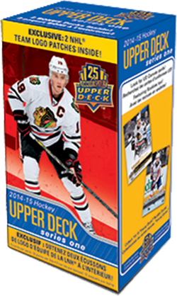 2014-15-NHL-Upper-Deck-Series-One-Blaster-Patch