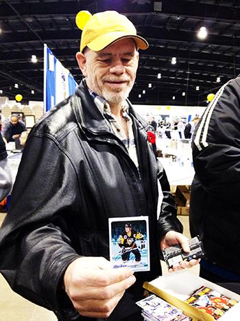 2014-Fall-Sportscard-Memorabilia-Expo-Upper-Deck-Booth-Big-Pull-Mario-Lemieux-Buyback-Autograph