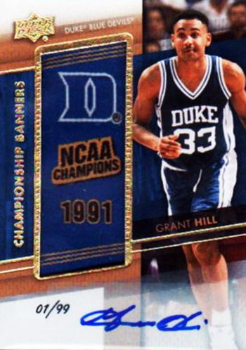2014-15-Upper-Deck-Letterman-Basketball-Championship-Banners-Autograph-Grant-Hill