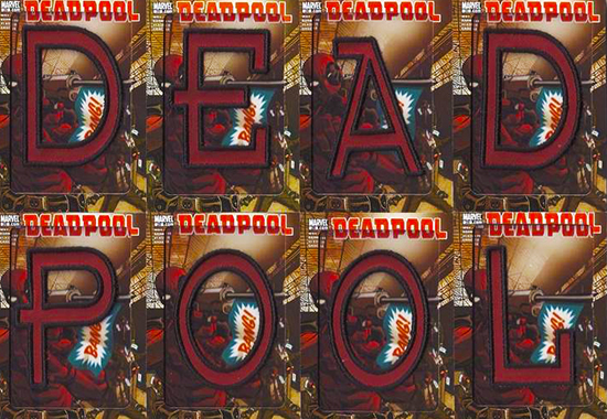See How this Deadpool Fan Displays his Incredible Marvel Premier Letterman Cards!