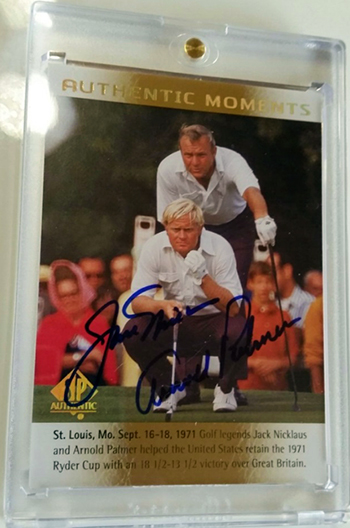 Super-Collector-Upper-Deck-Golf-Japan-Tokyo-Mizota-Arnold-Palmer-Jack-Nicklaus
