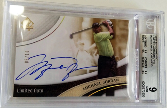 Super-Collector-Upper-Deck-Golf-Japan-Tokyo-Mizota-Michael-Jordan