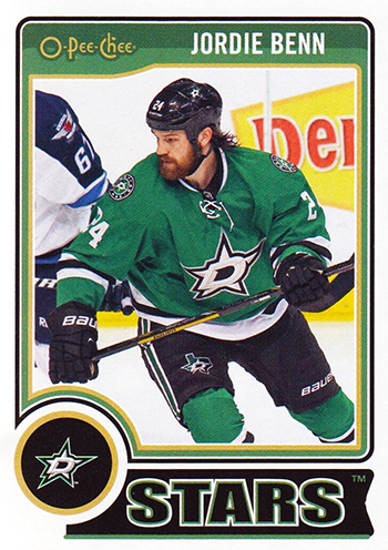 Upper-Deck-O-Pee-Chee-Ken-Reid-Jordie-Benn-Hockey-Card-Stories
