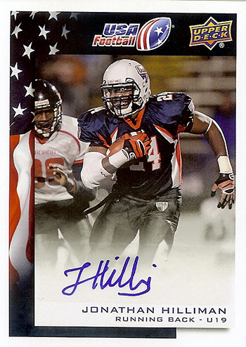 2014-Upper-Deck-USA-Football-Autograph-Jonathan-Hilliman