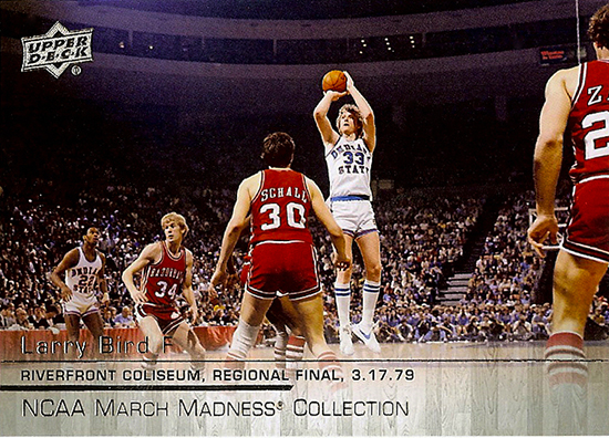2014-15-NCAA-March-Madness-Collection-Basketball-Larry-Bird-Base-Card