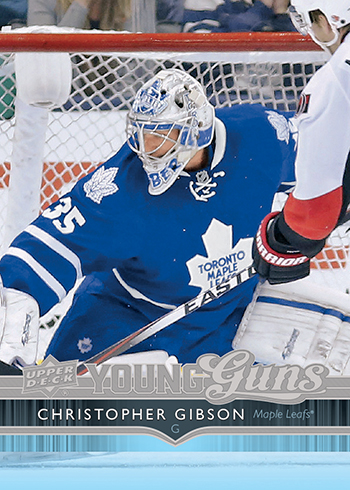 2014-15-NHL-Upper-Deck-Series-Two-Young-Guns-Christopher-Gibson