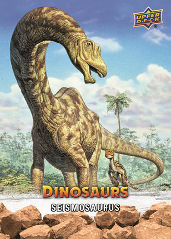 2015-Upper-Deck-Dinosaurs-Base-Card-Seismosaurus