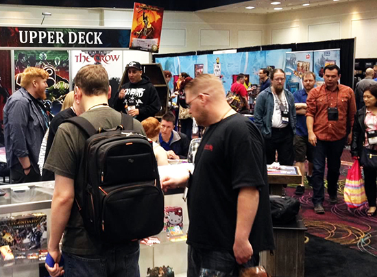 2015-Upper-Deck-Entertainment-GAMA-Trade-Show-Booth-2