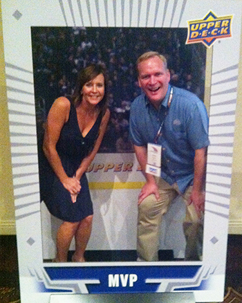 2015-beckett-las-vegas-industry-summit-collectibles-sports-cards-upper-deck-mvp-photo-opp-frame
