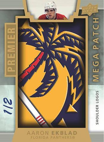 2014-15-NHL-UD-Premier-Mega-Patch-Aaron-Ekblad