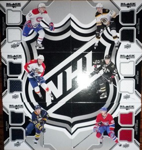 Black-Diamond-Hockey-NHL-Jersey-Puzzle-Cards-NHL-Logo-2