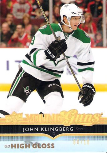 Top-Best-Long-Term-Hobby-Potential-Upper-Deck-14-15-NHL-Rookie-Class-John-Klingberg