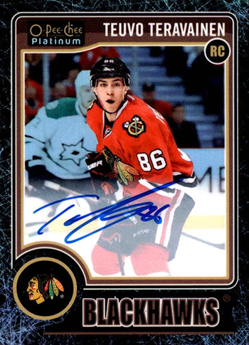 Top-Best-Long-Term-Hobby-Potential-Upper-Deck-14-15-NHL-Rookie-Class-Teuvo-Teravainen