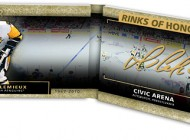 Brag Photo: 2014-15 NHL® UD Premier is Coming Soon!