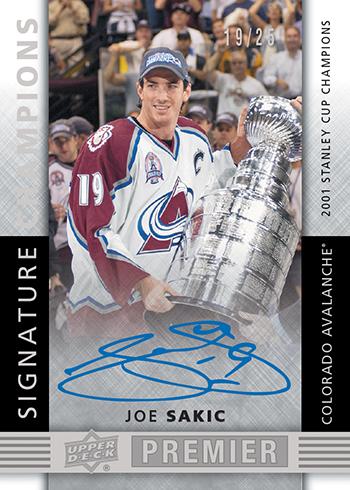 2014-15-NHL-UD-Premier-Signature-Champions-Autograph-Joe-Sakic