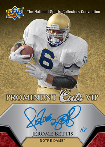 2015-Upper-Deck-National-Sports-Collectors-Convention-Prominent-Cuts-Autograph-VIP-Bettis