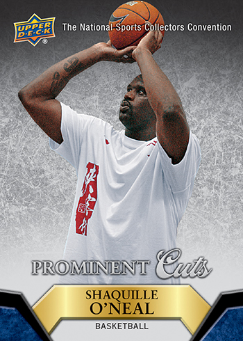 2015-Upper-Deck-National-Sports-Collectors-Convention-Prominent-Cuts-Shaq-ONeal