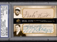 Beckett Auction Services Showcases Incredible Upper Deck Collectibles in May!