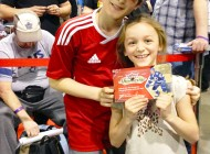 Kids Come First for Upper Deck at the Sportcard & Memorabilia Expo