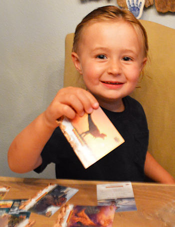 upper-deck-dinosaurs-trading-cards-kids-boy-son-hobby-tyrannosaurus-rex-1