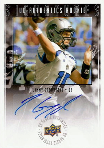 Best-Rookie-Cards-Collect-Valueable-Rare-Jimmy-Garoppolo-Upper-Deck-Authentics-Autograph