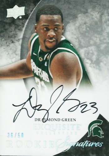 Golden-State-Warriors-NBA-Champions-Draymond-Green-Rookie-Exquisite-Card