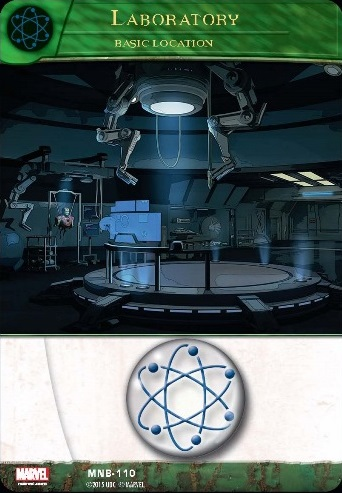 Laboratory-Location