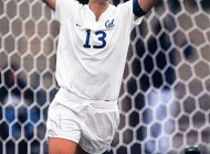 UPPER DECK THROWBACK THURSDAY CREATE THE CAPTION PROMOTION: ALEX MORGAN