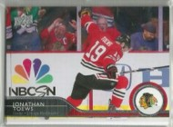 UPPER DECK THROWBACK THURSDAY CREATE THE CAPTION PROMOTION: Jonathan Toews